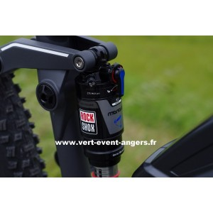 suspension vtt electrique focus